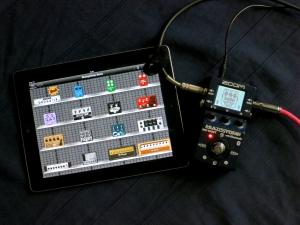 Zoom Multistomp MS-100BT – teaser