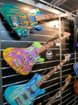 ESP Custom Shop Stream basses