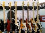 Fender Dimension basses