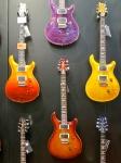More PRS Guitars