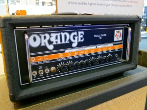 Orange Dual Dark 50 head