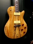 PRS SE 245 spalted maple top