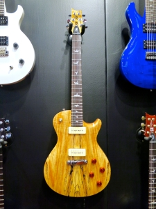 PRS SE 245 spalted maple