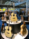 Tanglewood Guitars booth