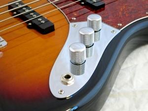Amfisound Raudus Bass – controls