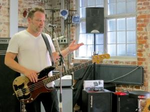 Bassopäivä 2014 – Jerry Meehan