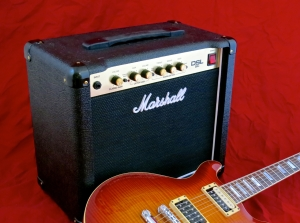 Marshall DSL5C – Hamer Studio Custom