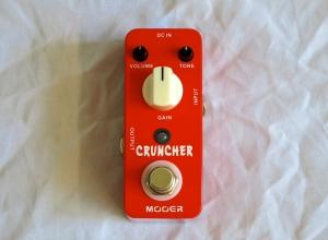 Mooer Cruncher – top