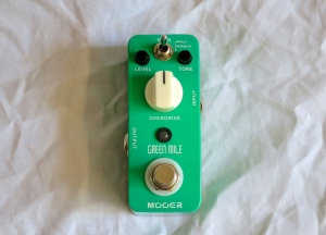 Mooer Green Mile – top