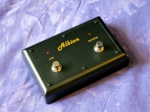 Albion TCT35 – footswitch