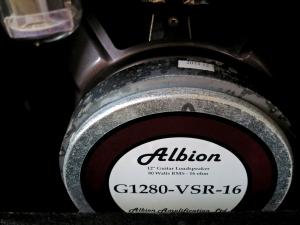 Albion TCT35 – G1280-VSR-16 speaker