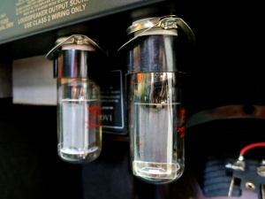 Albion TCT35 – power amp valves
