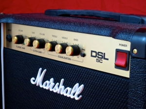 Marshall DSL5C – close-up 2