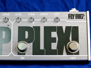 Tech 21 Fly Rig 5 – Plexi + Hot