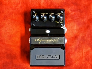 Digitech Hardwire Supernatural – top view