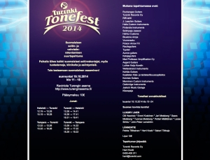 Tonefest 2014 ad