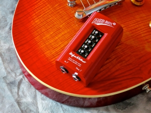 Hughes & Kettner Red Box 5 – opener