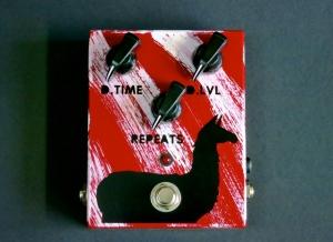Jam pedals – Delay Llama pic 1