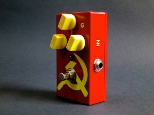 Jam pedals – Red Muck pic 2
