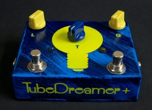 Jam pedals – Tube Dreamer+ pic 1