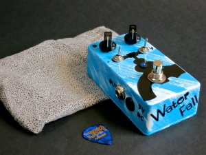 Jam pedals – Waterfall + bag