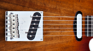 Modern Fender 6-saddle
