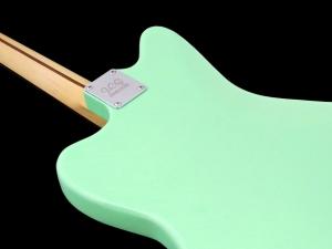 J Leachim Jazzcaster – neck joint