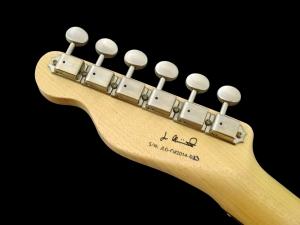 J Leachim Jazzcaster – tuners