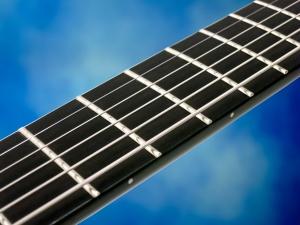 Jericho Fusion – fingerboard