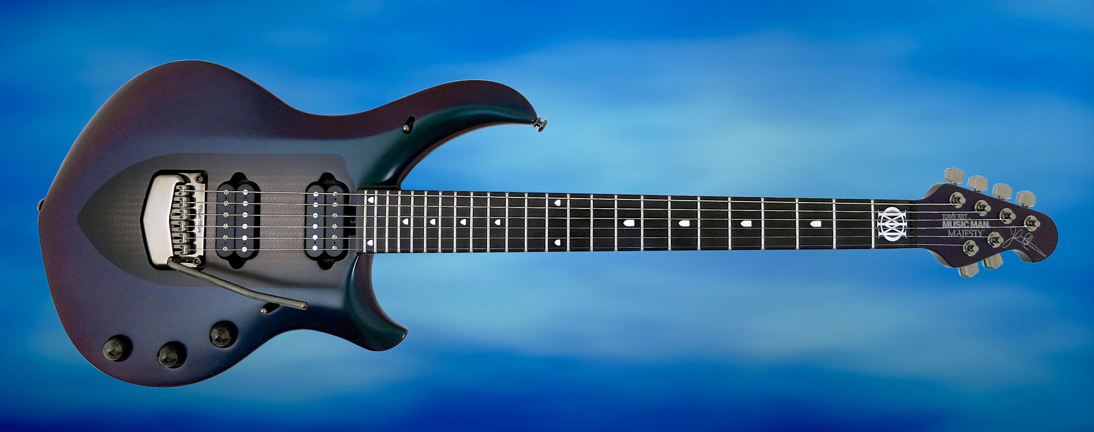 Review Music Man John Petrucci Majesty