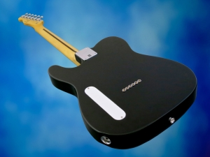 Squier Cabronita Telecaster – back beauty