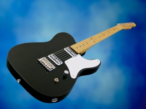 Squier Cabronita Telecaster – beauty shot