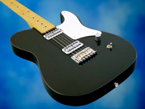 Squier Cabronita Telecaster – body beauty 2