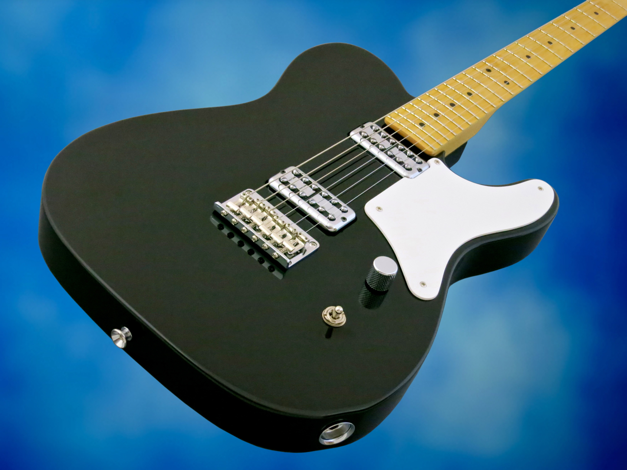 Testbericht  Squier Vintage Modified Cabronita Telecaster