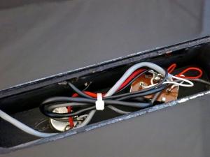 Squier Cabronita Telecaster – control + switch
