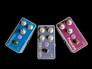 Bogner-pedals teaser – w lights