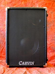 Carvin MB10 Micro Bass – front view