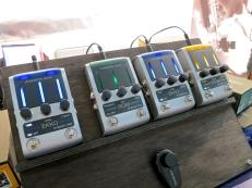 MM 2015 – Aalberg Audio pedals
