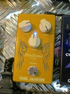 MM 2015 – Carl Martin PlexiTone Lo-gain
