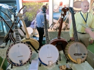 MM 2015 – Deering Banjos
