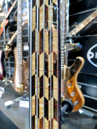 MM 2015 – ESP Custom Shop 40th Anniversary basses 2