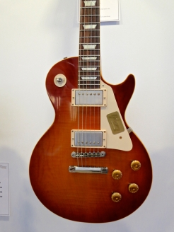 MM 2015 – Gibson Custom True Vintage Series LP