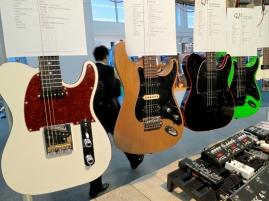 MM 2015 – GJ2 Guitars