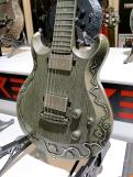 MM 2015 – Ogre all-magnesium guitar – body pic2