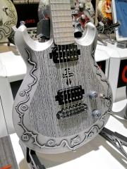 MM 2015 – Ogre all-magnesium guitar – body