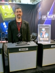 MM 2015 – Roadie Amps by Carl Martin