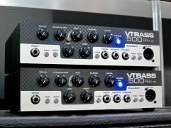 MM 2015 – Tech21NYC new VTBass500 head