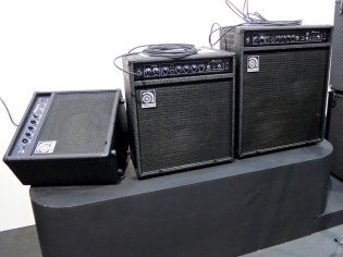 MM 2015 – upgraded Ampeg BA series