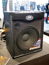MM 2015 – upgraded Peavey Maxx series