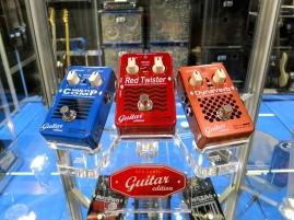 MM2015 – EBS Sweden new guitar pedals